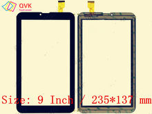 For Amoi N96 3G P/N dh-0933a2-pg-fpc133 Capacitive touch screen panel repair replacement spare parts free shipping(China)
