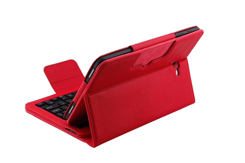 9.7 t550 t555 caso com teclado bluetooth