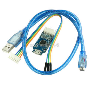 Replace Programmer Debugger Arduino-J-Link Downloader with for Micro-Usb-Cable 4-Pin