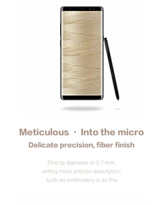 Image 4 - Стилус MeterMall, ручка для оригинального сенсорного экрана Samsung Note8 Note9 SPen Galaxy