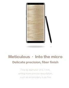 Image 4 - MeterMall Stylus S kalem orijinal Samsung Note8 Note9 SPen Galaxy dokunmatik ekran kalem