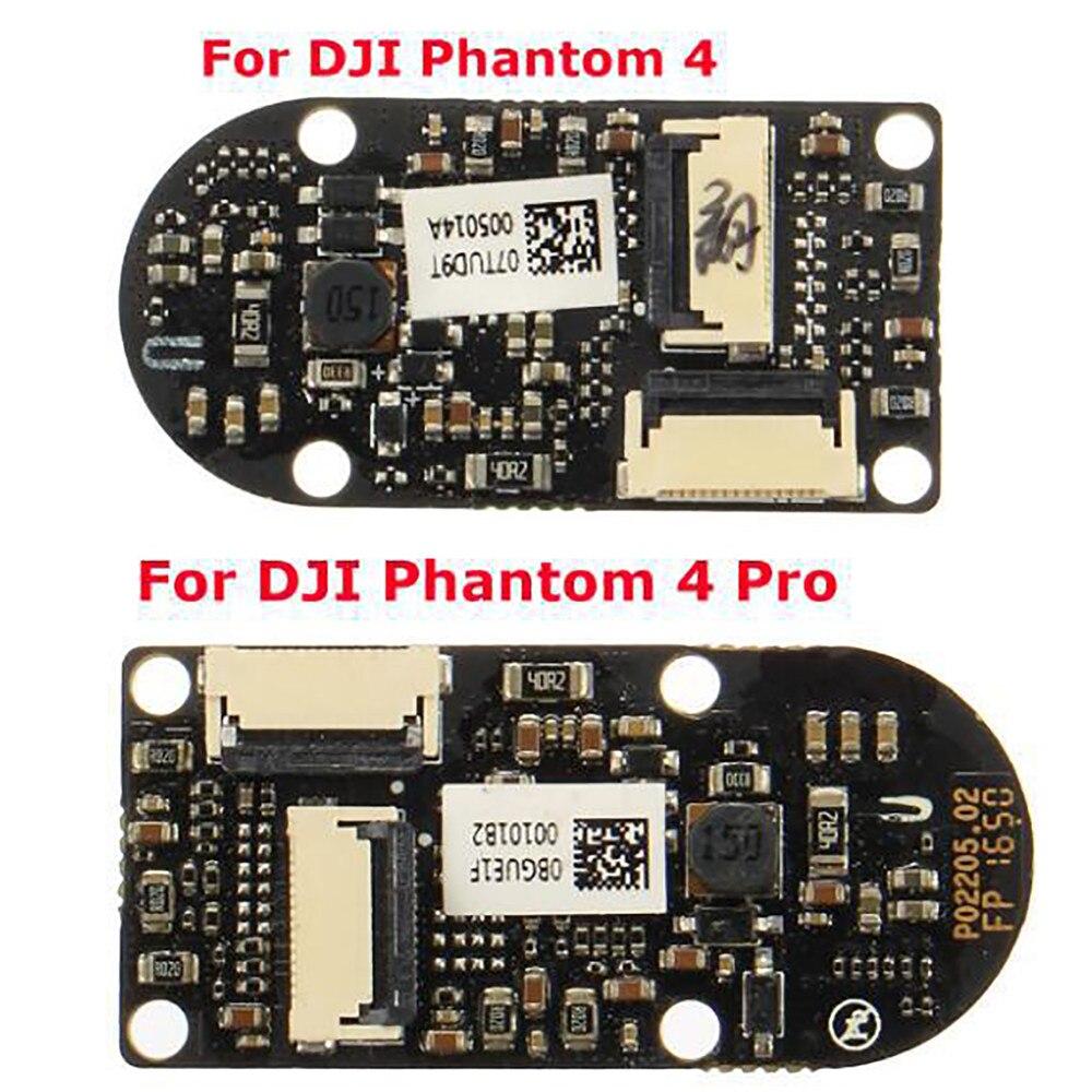 Original YR Motor ESC Board Chip Circuit Board for DJI Phantom 4 4 Pro Replacement Professional Yaw Roll Motor Repair Part