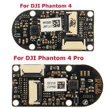 Original yr motor esc placa de circuito chip para dji phantom 4/4 pro substituição profissional yaw/rolo reparação do motor parte