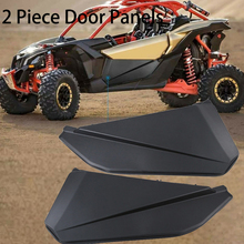 for Can Am Maverick X3 Lower Door Panels Inserts Kit (Driver&Passenger)