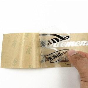 Image 4 - Металлическая наклейка L & K для кузова автомобиля, декоративные наклейки для skoda octavia fabia rapid yeti superb kodiaq, Стайлинг автомобиля