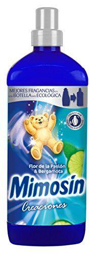 Mimosin–Creations Flower Pasion And Bergamot, Fabric Softener, 1.5l