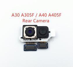 1 個バックビッグメインリアカメラモジュールフレックスケーブルサムスンギャラクシー A30 SM-305F A40 SM-405F ユニバーサル typeReplace 部分