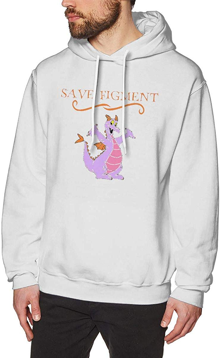 Save Figment Mens Hooded Sweatshirt Theme Printed Fashion Hoodie Men Women Hoodie Sweatshirt(China)