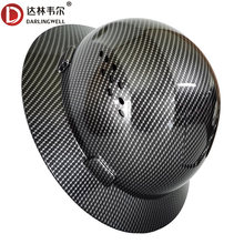 Capacete de segurança para construção, chapéu duro moderno para trabalho de alta resistência, leve, para o verão