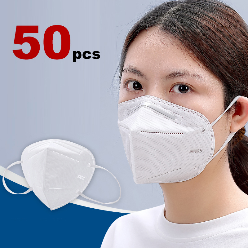Dust Masks Face Mask Disposable and Anti-Dust Reusable mask Filter respirator gas mask 3/4/5 layer Breathable