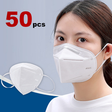 Dust Masks Face Mask Disposable and Anti-Dust Reusable mask Filter respirator gas 3/4/5 layer Breathable