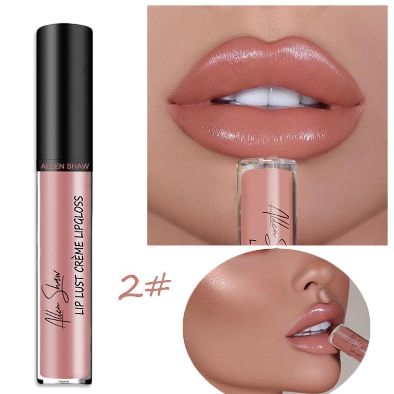2019 New Liquid Lipstick Cosmetics Lip Gloss Tint Long Lasting Velvet Cream Lips Colors Matte Lipstick Makeup Pigment