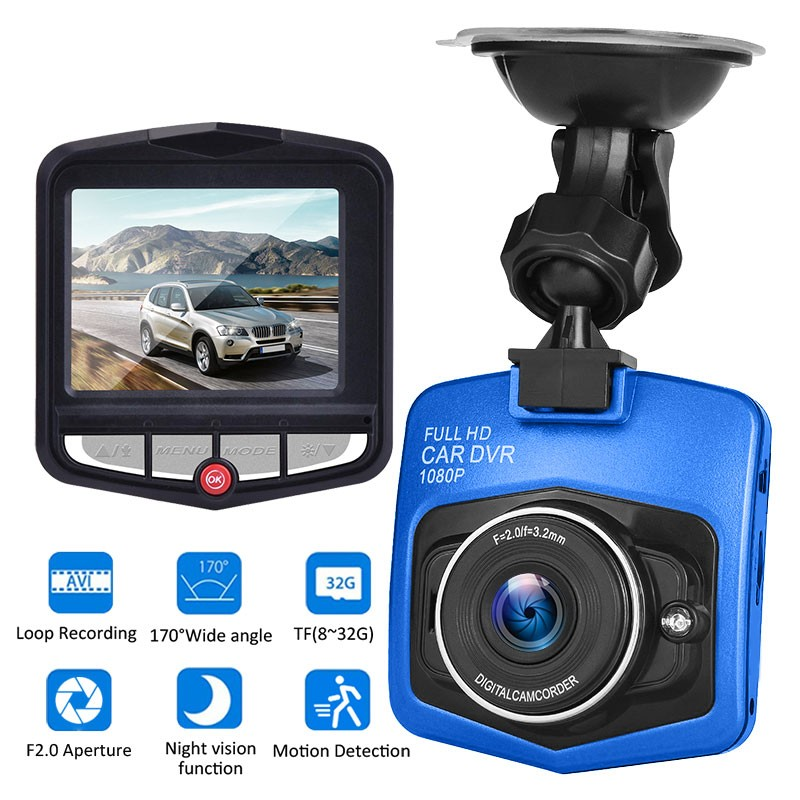 Creative Dash Cam HD Night Vision  1