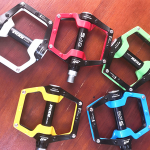 Image 5 - 2020 New Bicycle Pedals magnesium Aluminum alloy Pedal MTB Road Bike Pedals 5 colors optional