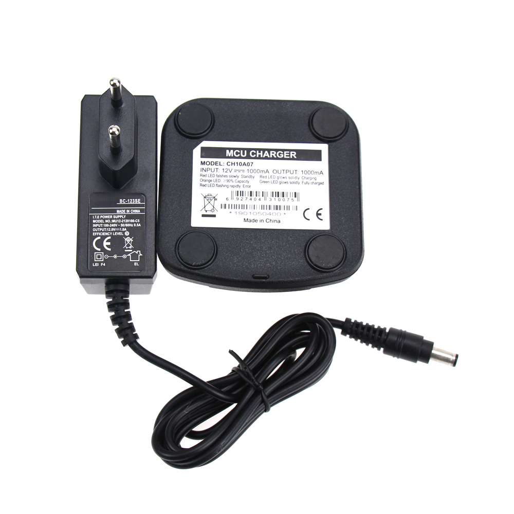 Power Products Vehicle Charger for Hytera PD782G PD782 PD702 PD702 and More.