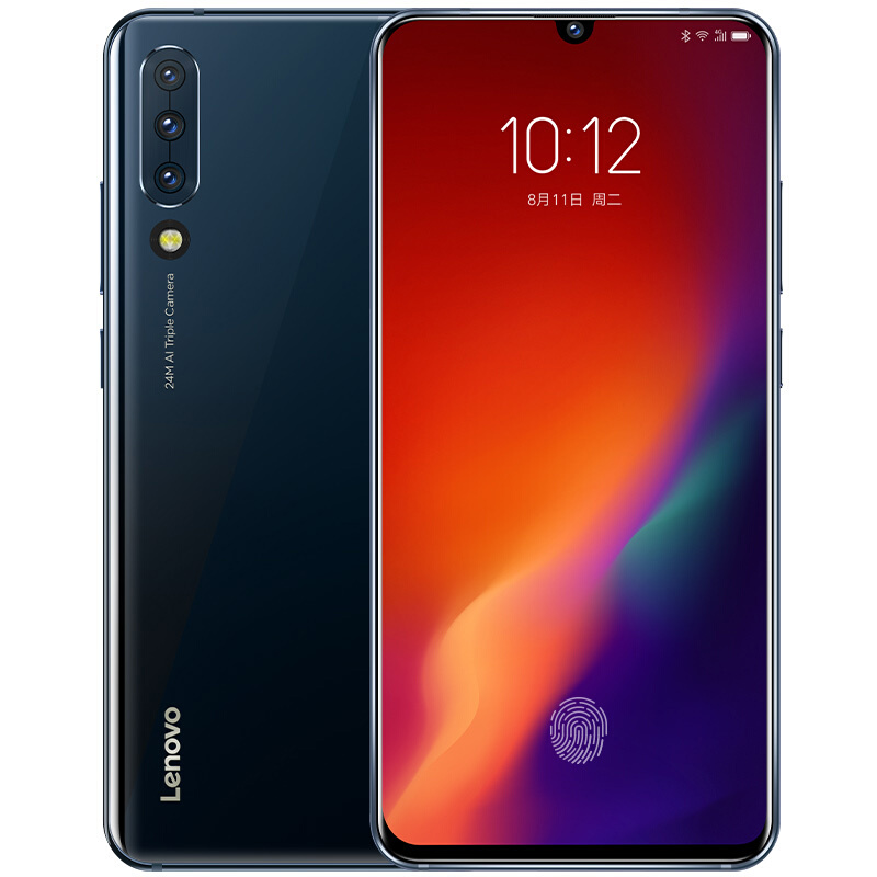 Global ROM Lenovo Z6 L78121 6GB 64GB Smartphone In Screen Fingerprint Snapdragon 730 Octa Core Cellphone 6.39 Inch OLED 4000mAh