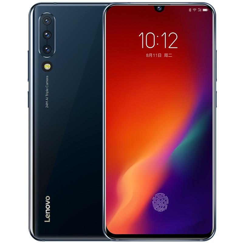 Global ROM Lenovo Z6 L78121 6GB 64GB Smartphone In Screen Fingerprint Snapdragon 730 Octa Core Cellphone 6.39 Inch OLED 4000mAh