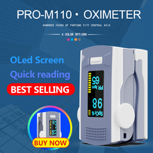 PR+MISE finger pulse oximeter OLED ABS metrial heart rate monitor(China)