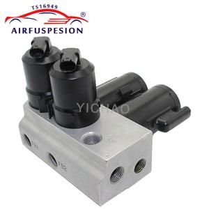 Image 5 - Гидравлический клапанный блок ABC для Mercedes W220 W215 CL500 CL55 CL600 S500 S600 2203280031 2203200358
