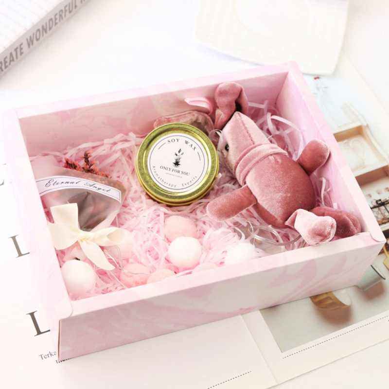 Zapachowa niezbędna świeczka olejowa romantyczna świeca zapachowa filiżanka Tinplate okrągły kubek prezent zapakowany na prezent urodzinowy podróż walentynkowa