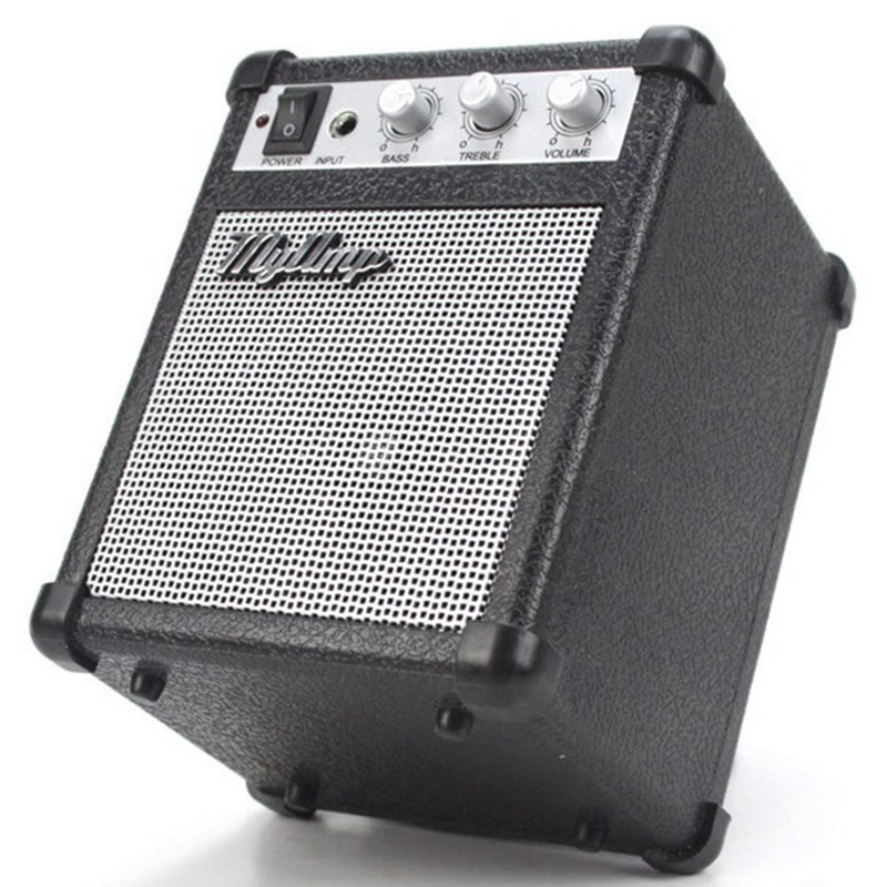 Retro Replica Guitar Amplifier High Fidelity / My Amp Audio Portable Speaker / Amp Audio Mini Guitar Speakers Bass Stereo
