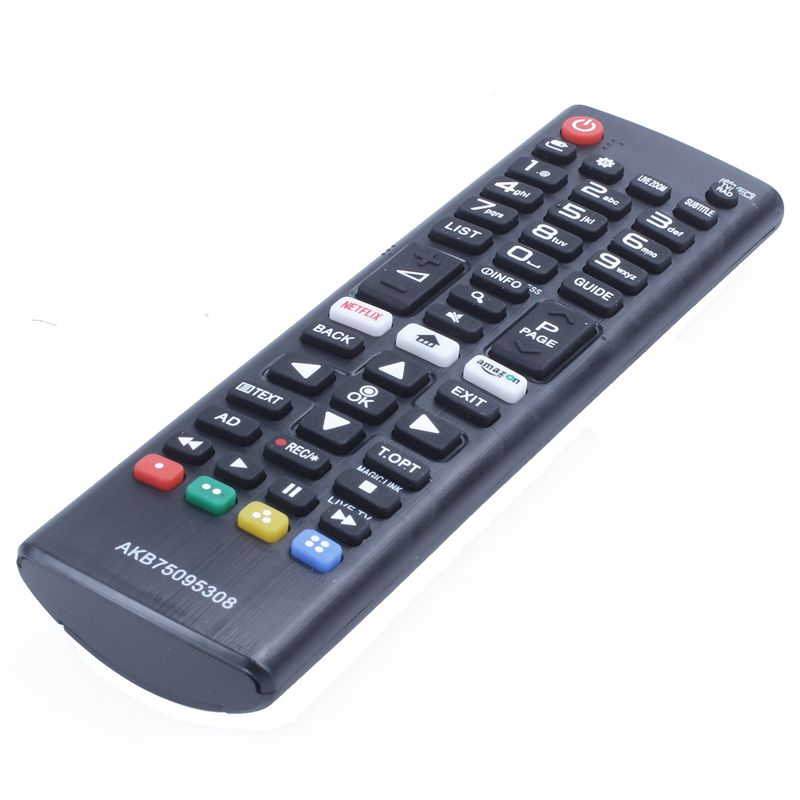 Пульт дистанционного управления для LG Smart TV/PC, светодиодный, AKB75095308 55UJ630V 65UJ630V 43UJ630V|Пульты ДУ|   | АлиЭкспресс