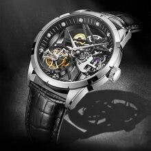 Эзоп tourbillon Для мужчин механические часы спортивные Мужские