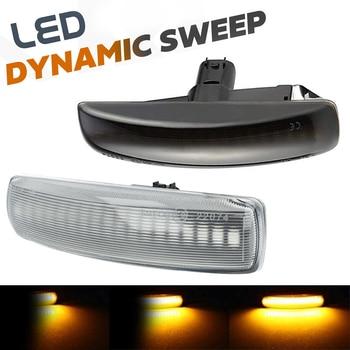 цена на LED Side Marker Light for Land Rover Discovery 3 4 Freeland 2 Range Rover Sport Dynamic Turn Signal Smooth Flowing Light OE plug