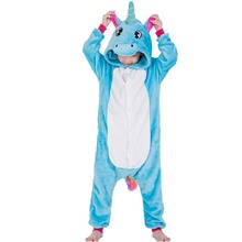 Pajama Costume Sleepers Unicorn Onesie Kids Animal Baby Girl Jumspuit Child for Cartoon