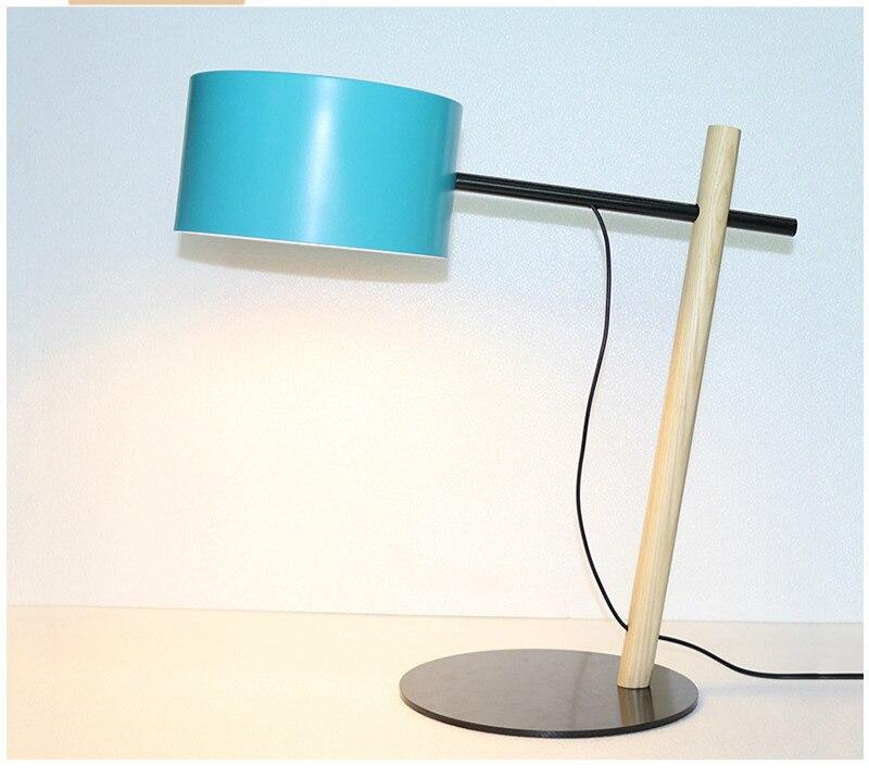quarto lâmpada de cabeceira nordic moda candeeiros
