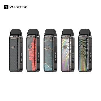 Vaporesso – Kit de dosettes de LUXE PM40, batterie 1800mah, cartouche rechargeable de 4ml, bobine GTX, Cigarette électronique 40w, vapoteur Vs Xros