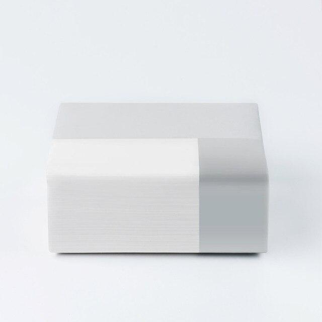18 Rolls Bamboo Fiber Tissue Bathroom Toilet Paper Absorbent Antibacterial Extractable Facial Sanitary Paper