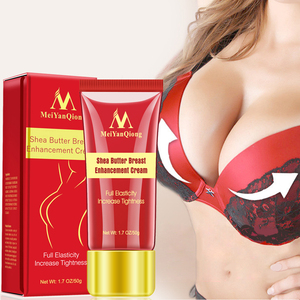 Natural Plant Breast Enlargement Shea Chest Cream Breast Enlargement Cream Bust Enhance Massage Cream TSLM1