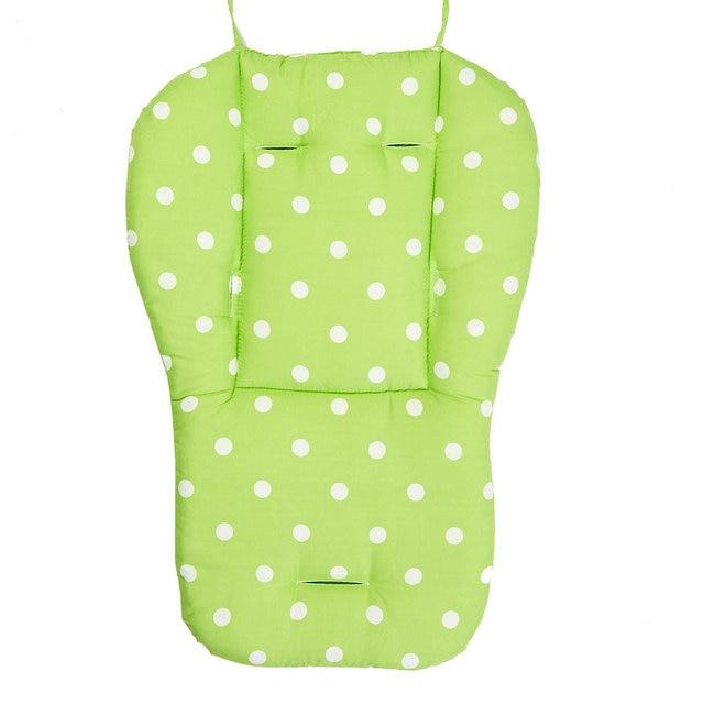 Carro de bebé estera cojín de la silla de espesor cojín del orinal impermeable cojín cochecito de bebé pad YYT163