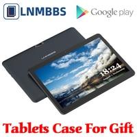 Precio LNMBBS 10 1 pulgadas tablet pc MTK6580 Octa Core tabletas Android 2GB RAM 32GB ROM 1920x1200