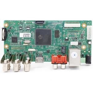 Image 1 - Сетевой видеорегистратор системы видеонаблюдения H.265 16 каналов 1080P NVR/4 канальный мп N XVI/AHD/CVI/TVI/CVBS/IP 6 в 1 гибридная плата DVR
