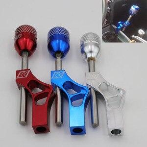 Image 1 - Pommeau de levier de levier de manette de vitesse réglable en aluminium pour Honda Civic Integra CRX B16 B18 B20 D Series