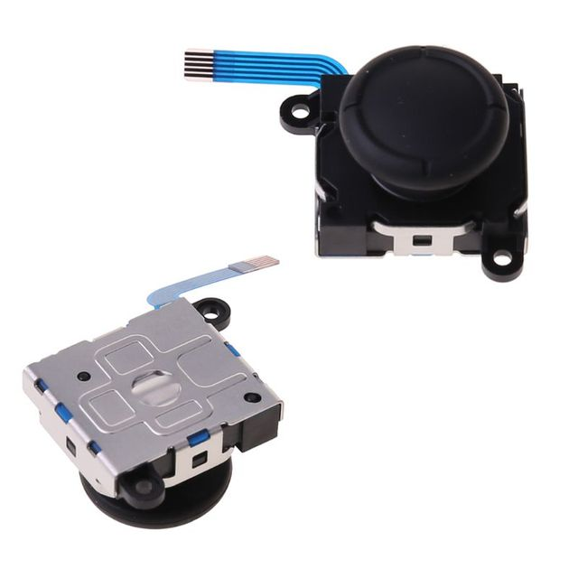 1Pc 3D Analog Sensor Stick Joystick Replacement for Nintend Switch Joycon Controller Handle Gaming Accessories  consoles 5