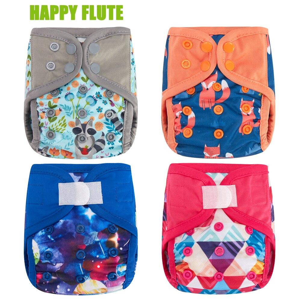 Тканевые подгузники для новорожденных крышка NB детский подгузник на крючке и петля двойные вставки для возраста от 2-5 килограммовая Сумка д...