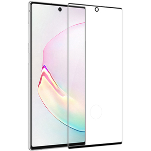 Image 3 - For Samsung Galaxy Note 10+ Pro Tempered Glass NILLKIN 3D CP+MAX Screen Protector film for Note10 pro note 10 Plus 5G glass