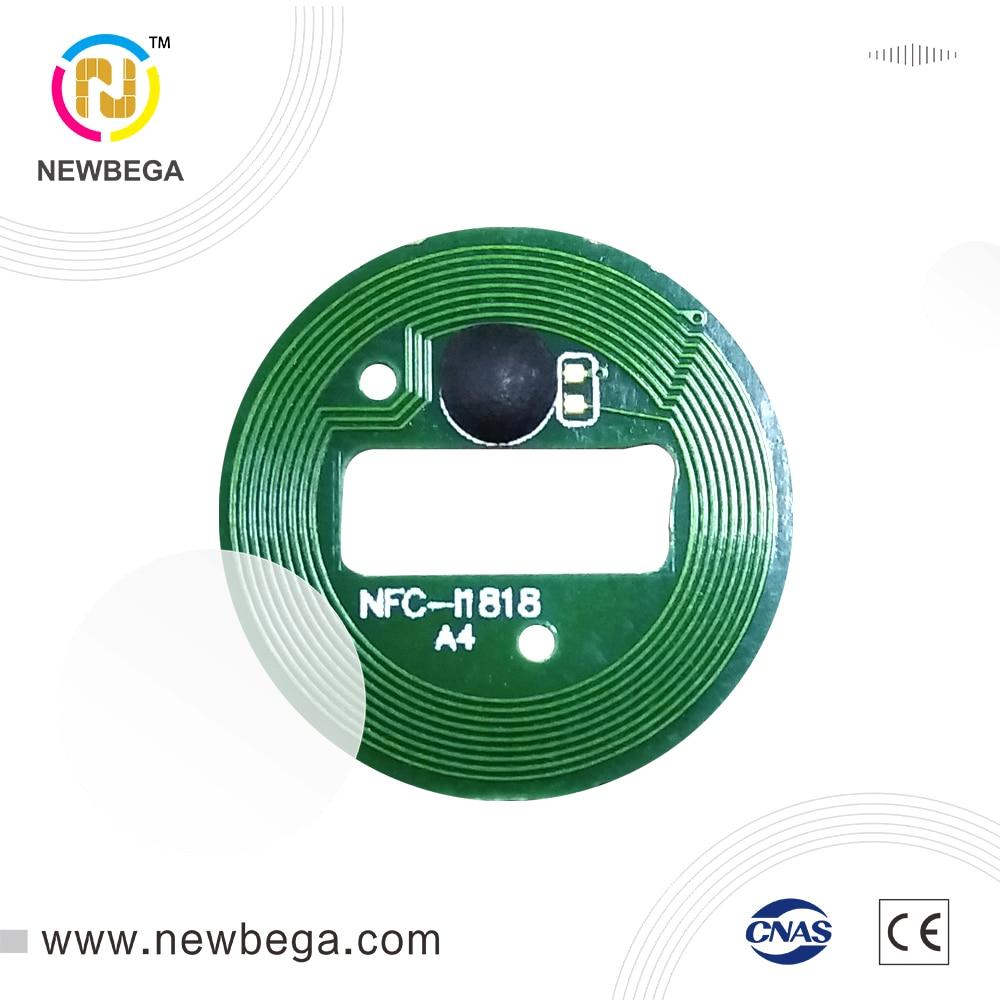 1000PCS Nfc Tag, NFC Bluetooth Module, NFC1818 Diameter 18mm