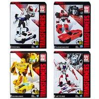Hasbro – Robot de transformation Jetfire Prowl Optimus Prime Bumblebee Megatron, Robot Cybertain autoboots, Collection de modèles de voitures