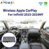 Joyeauto Drahtlose Apple Carplay Für infiniti 8 zoll Bildschirm 2015-2019 Q50 Q60 Q50L QX50 Android Auto Spiegel Wifi auto Spielen Airplay