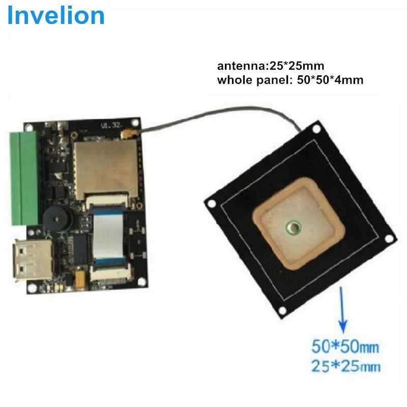 Micro 0dbi uhf rfid ceramika antena wysokiej jakości 5 cm-2 M zakres odczytu sma/ipex małe antena rfid dla wbudowanego z systemem Android moduł
