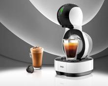 Nestle Nescafe Dolce Gusto  Lumio Capsule Coffee Machine diy Full automatic Household Espresso cafe maker