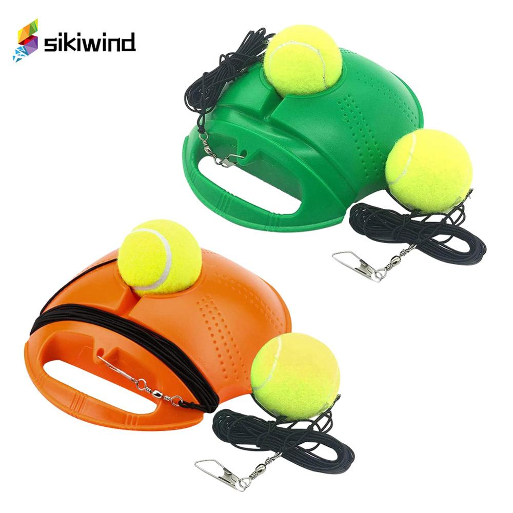 Exercise Tennis Training Tool Multifunction Ball Sport Self-Study Rebound Ball With Trainer Baseboard Indoor Fitness Tennis
