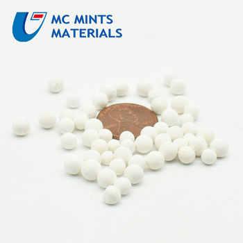 Alumina Activator Powder Ball Filter Dry Desiccant Aluminium Oxide for R&D Ceramic Powders about Diameter 1-10 mm 1000 Gram