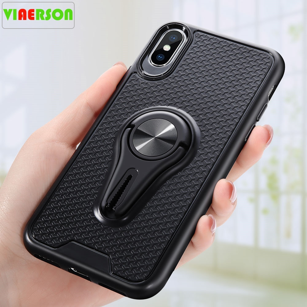 Magnetic Phone Holder Case For Samsung Galaxy J2 J4 J5 J6 J7 Prime Ring Holder Case For Samsung J4 J6 <font><b>J8</b></font> 2018 <font><b>Capinhas</b></font> image