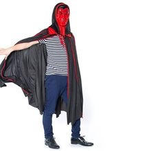 Halloween Zombie Vampire Cloak Adult Dress With 2 Meters Wide Super Large Scale