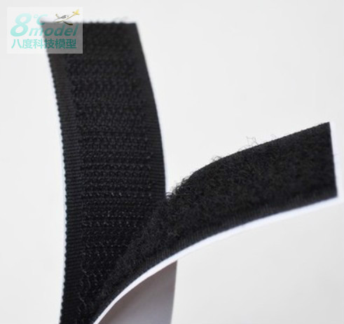 3M Adhesive Velcro 25 Mm 2.5 Cm Wide Cable Ties Battery Stickers Electrical Adjustment Receiver Flight Control Spinner Fixed Str